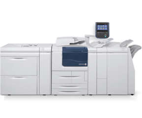 Xerox D110 Black and White Production Copier Printer