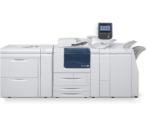 Xerox D125 Black and White Production Copier Printer