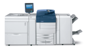 Xerox C Series Full Color Production Copiers and Printers