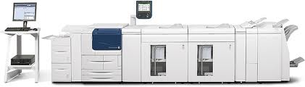 4 The Office, Xerox D Series Copiers and Printers, D95, D110